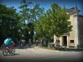 Marco Mariani-Biciclettata verso la Palata Menasciutto