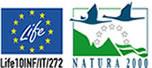 loghi life e rete natura 2000